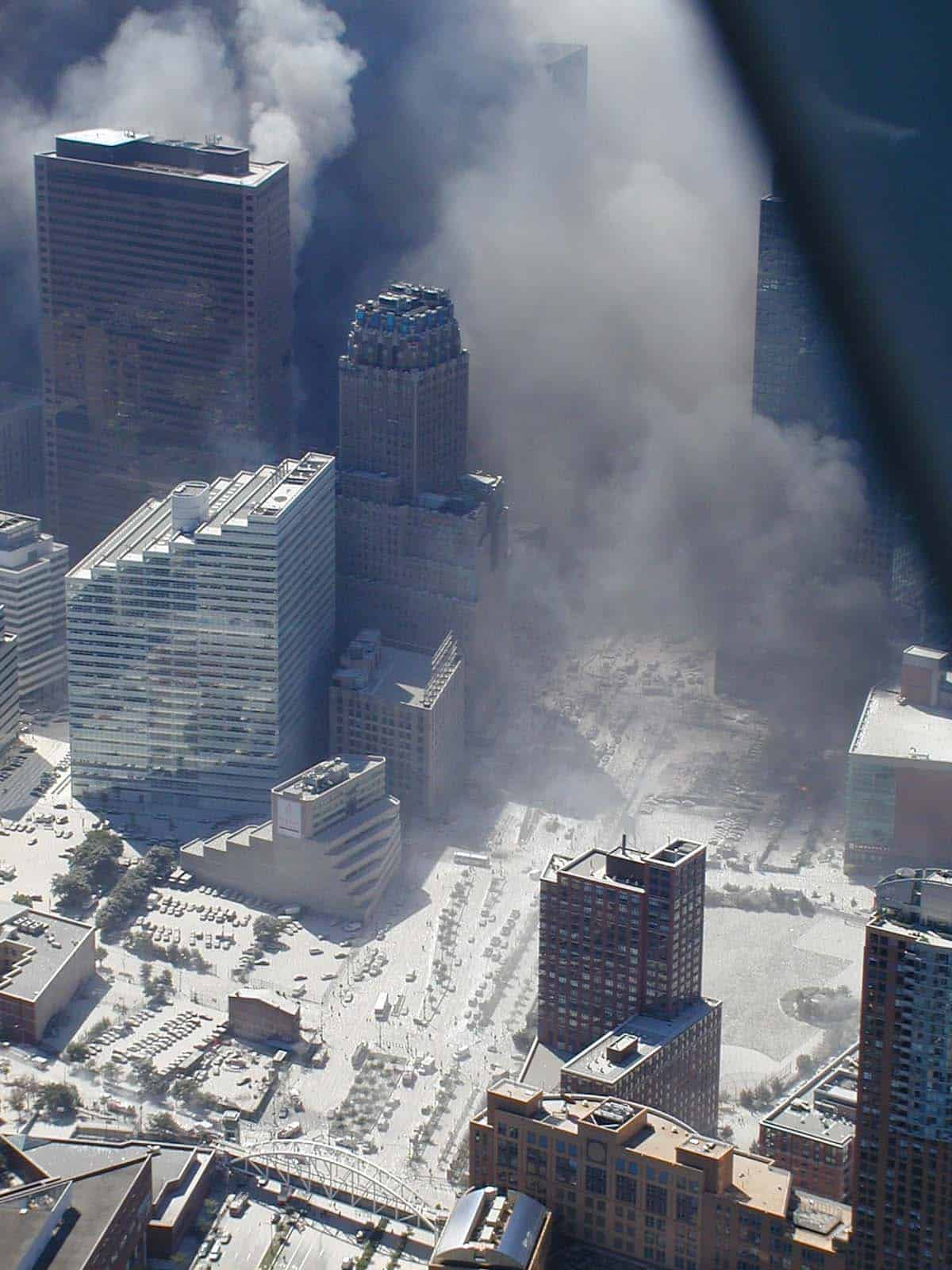 Reexamining the Evidence on the 9/11 Attacks – Minute Man
