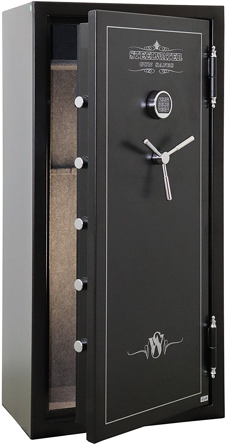Steelwater Gun Safe Reviews - Solid Built Quality Protection