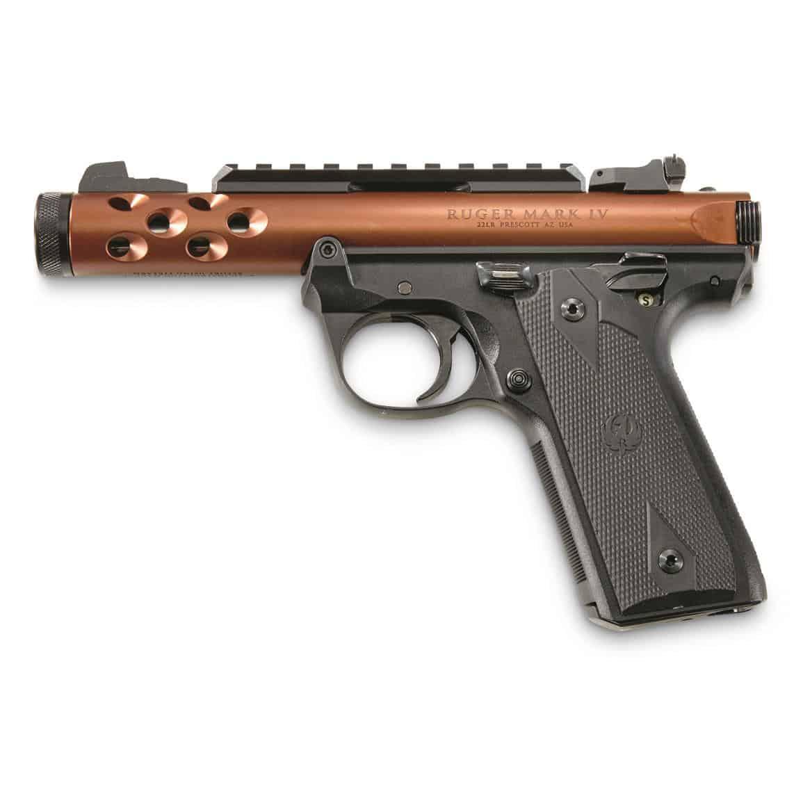 11+ Best .22LR Pistols & Handguns Reviewed - Which One ...