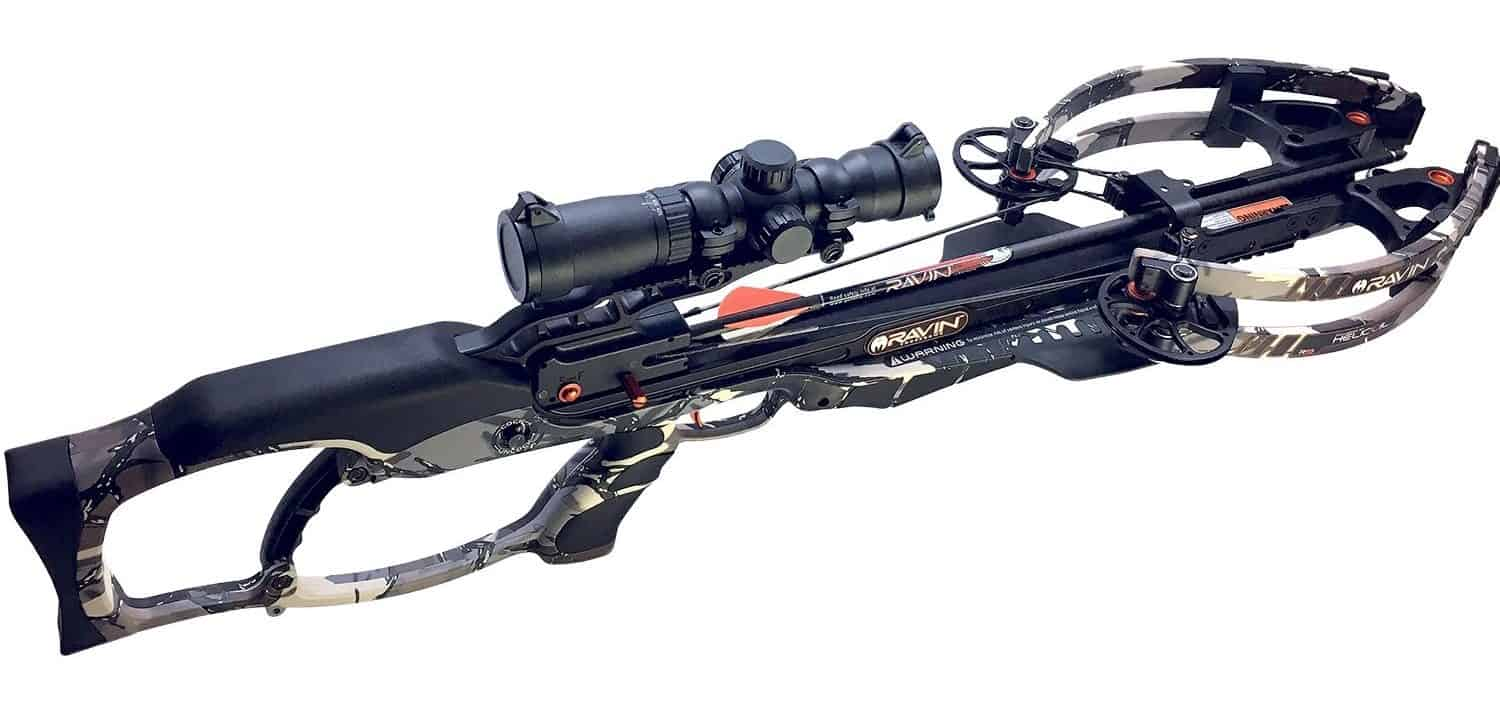Ravin Crossbow 1108861 R110 Predator Crossbow Package, Camo, One Size
