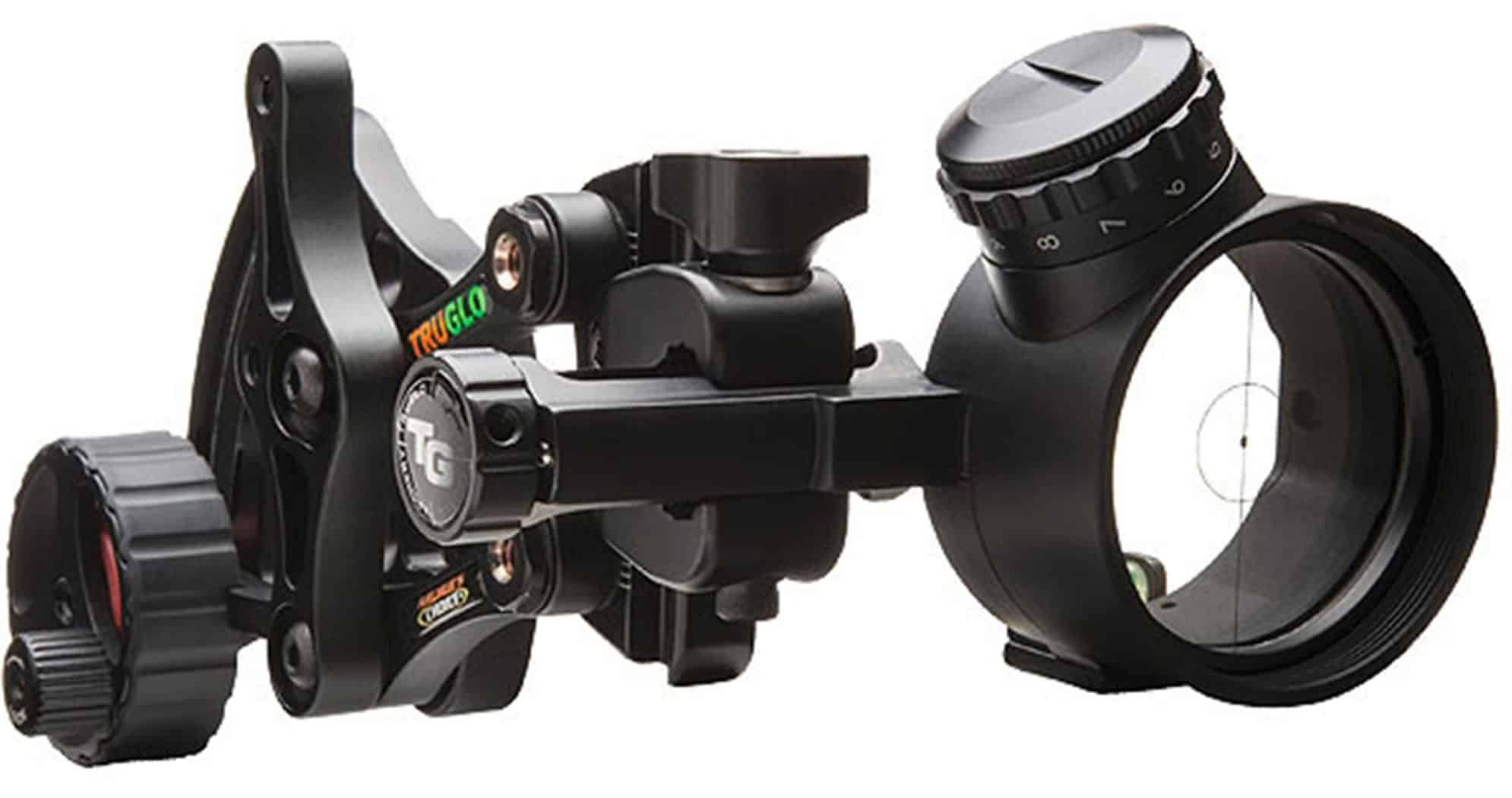 TRUGLO Range Rover Pro Archer's Choice LED 1-Pin Sight Black
