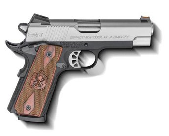 Springfield Armory EMP Review - More Reliable than Subcompacts