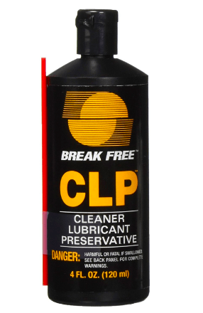 Break-Free CLP-4 Cleaner Lubricant