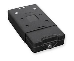 Bulldog Cases with Key Lock