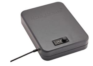 SnapSafe Lockbox Combination