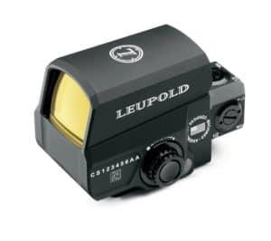 Leupold Carbine Optic Red Dot Matte 1 MOA Dot 119691