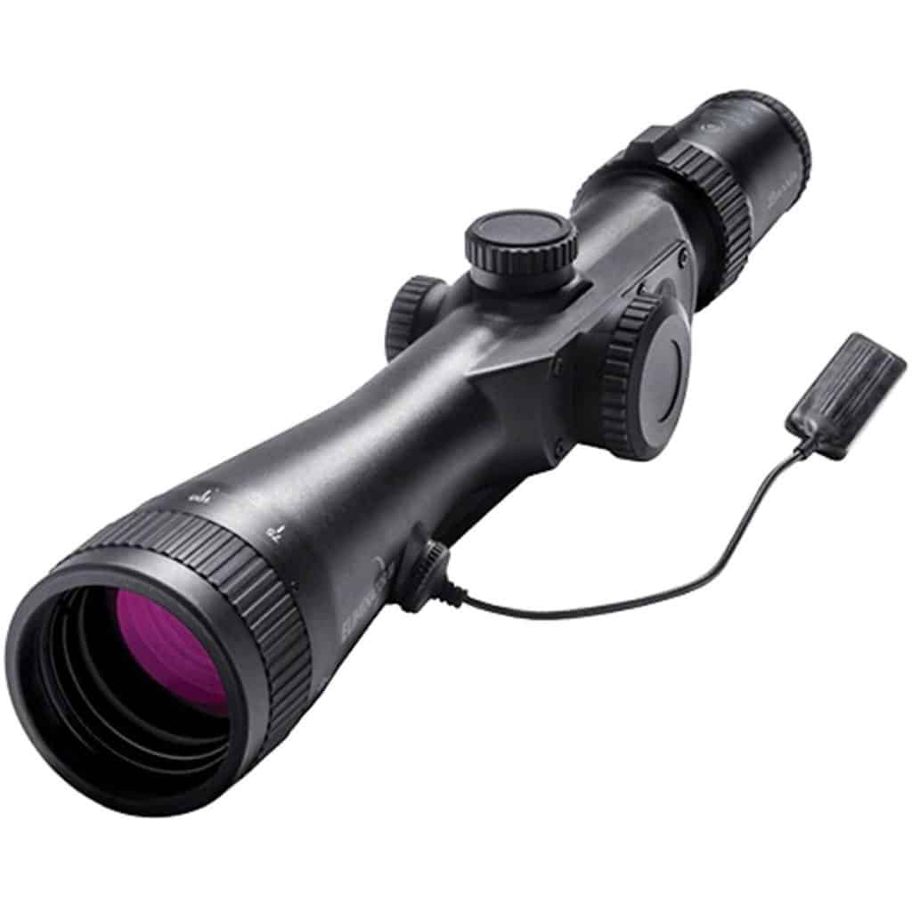 Burris Eliminator III Laser Scope 4x-16x-50mm with Wired Remote, Matte Black