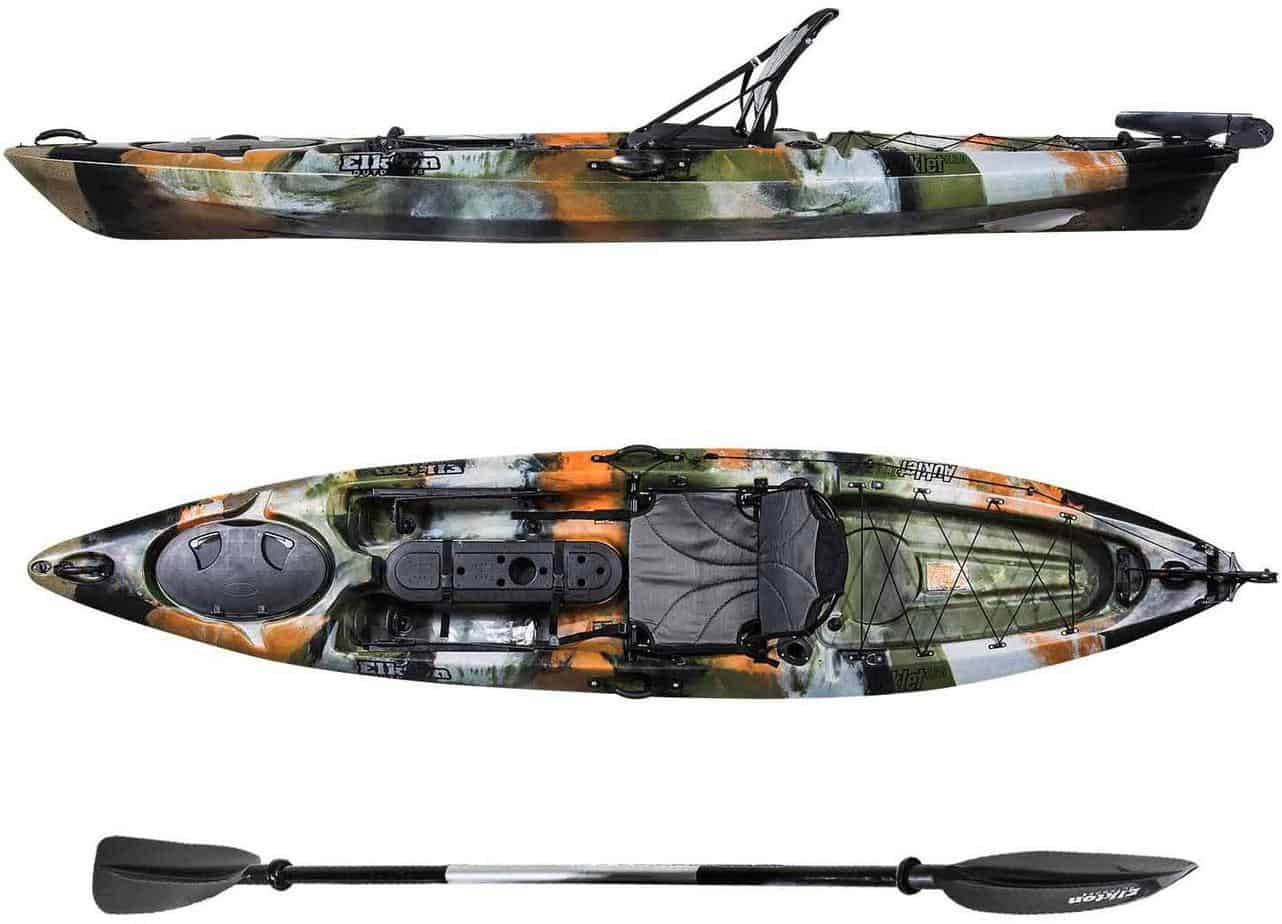 11 Best Fishing Kayaks Reviews 2019 Perfect For Your