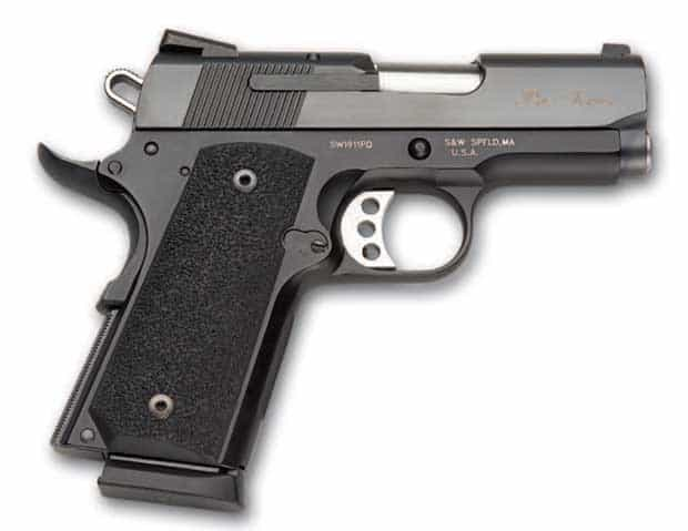 Smith & Wesson Performance Center Pro Series SW1911