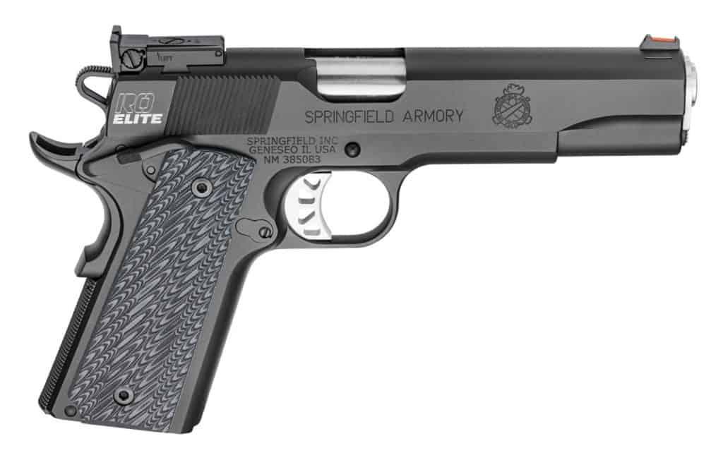 springfield range officer target 9mm