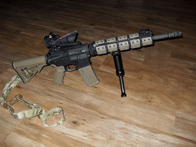 11+ BEST AR-15 Rifles Reviews [2019] REVEALED - Off The Shelf OR