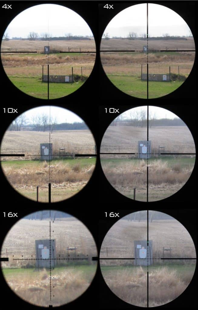 If You Re Shooting At Longer Ranges Or Small Targets Medium Long Look Into High Magnification Scopes Potentially 4x Higher