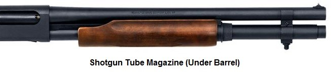 shotgun tube magazine