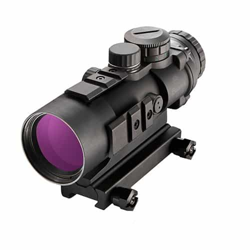 Burris 300218 AR Tactical Sight, AR-536, 5x36mm, Prism Sight Ballistic Cq Reticle, Matte black