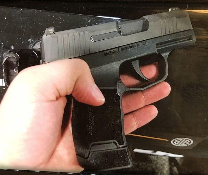Sig Sauer P365 Handgun