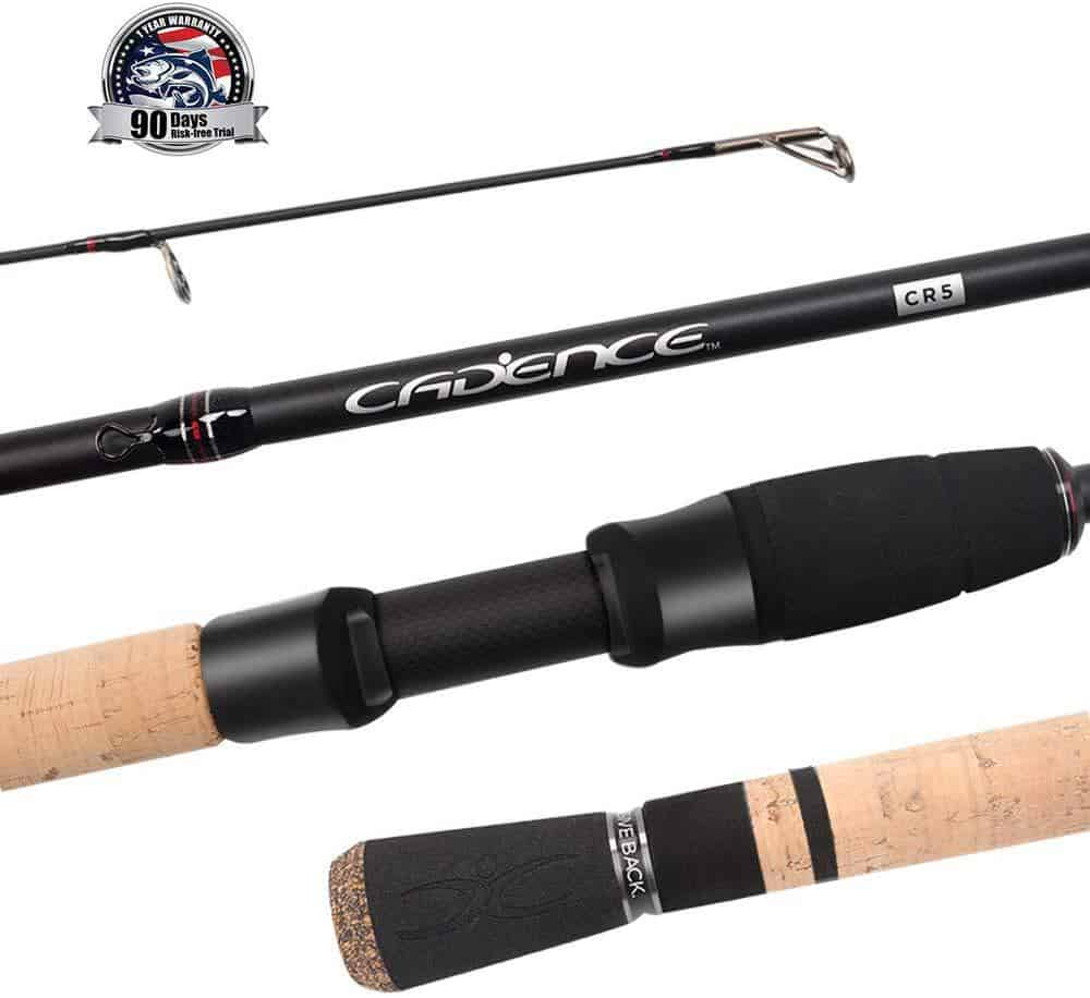 5 Best Surf Fishing Rod Reviews 2020 - Snag that Catch NOW!