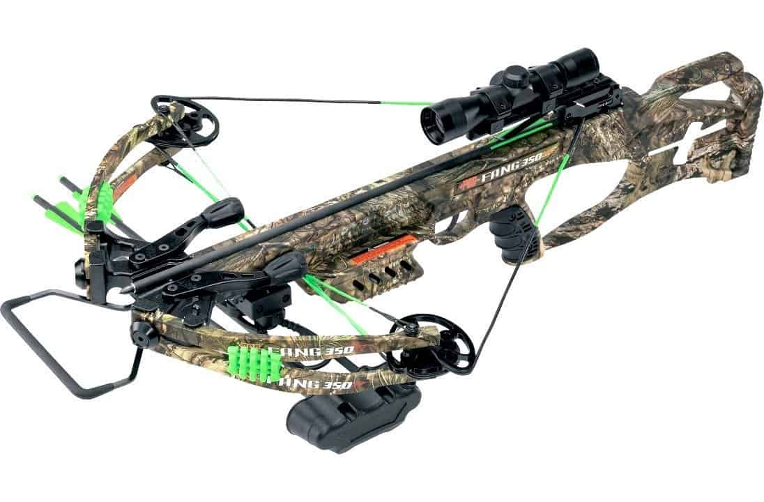 PSE Fang Crossbow Package Review | Best Buying Guide 2018