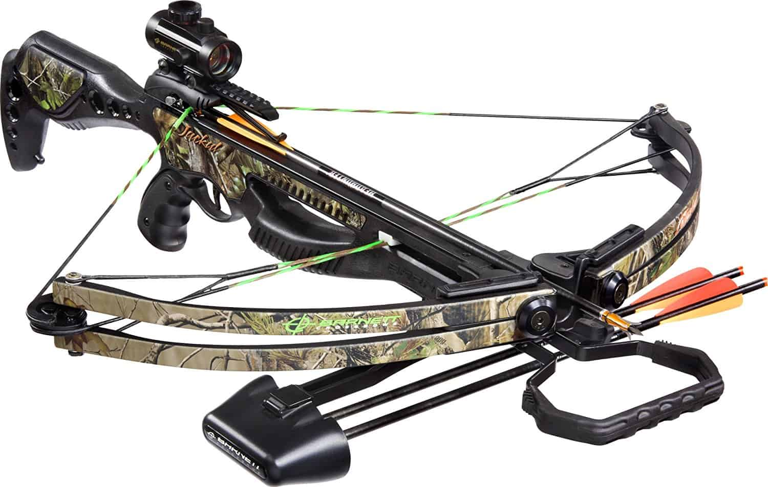 Barnett Jackal Crossbow Review - The Best for First Timers