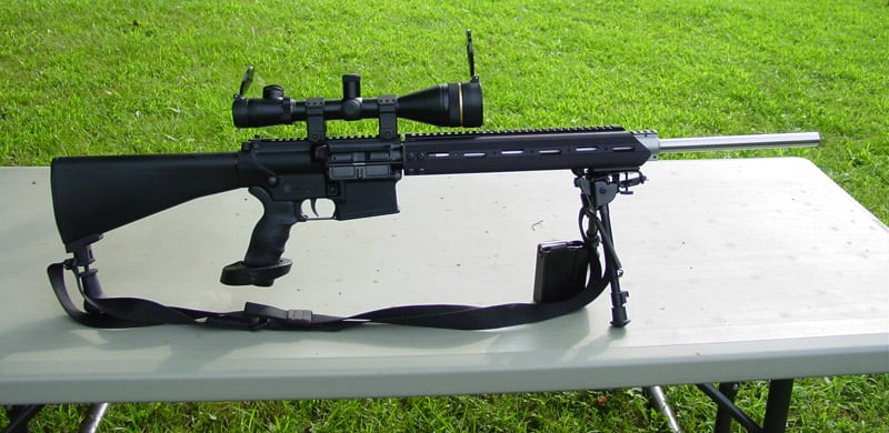 The 5 Best AR-10 Rifle Reviews - Ultimate Shooting Tools!