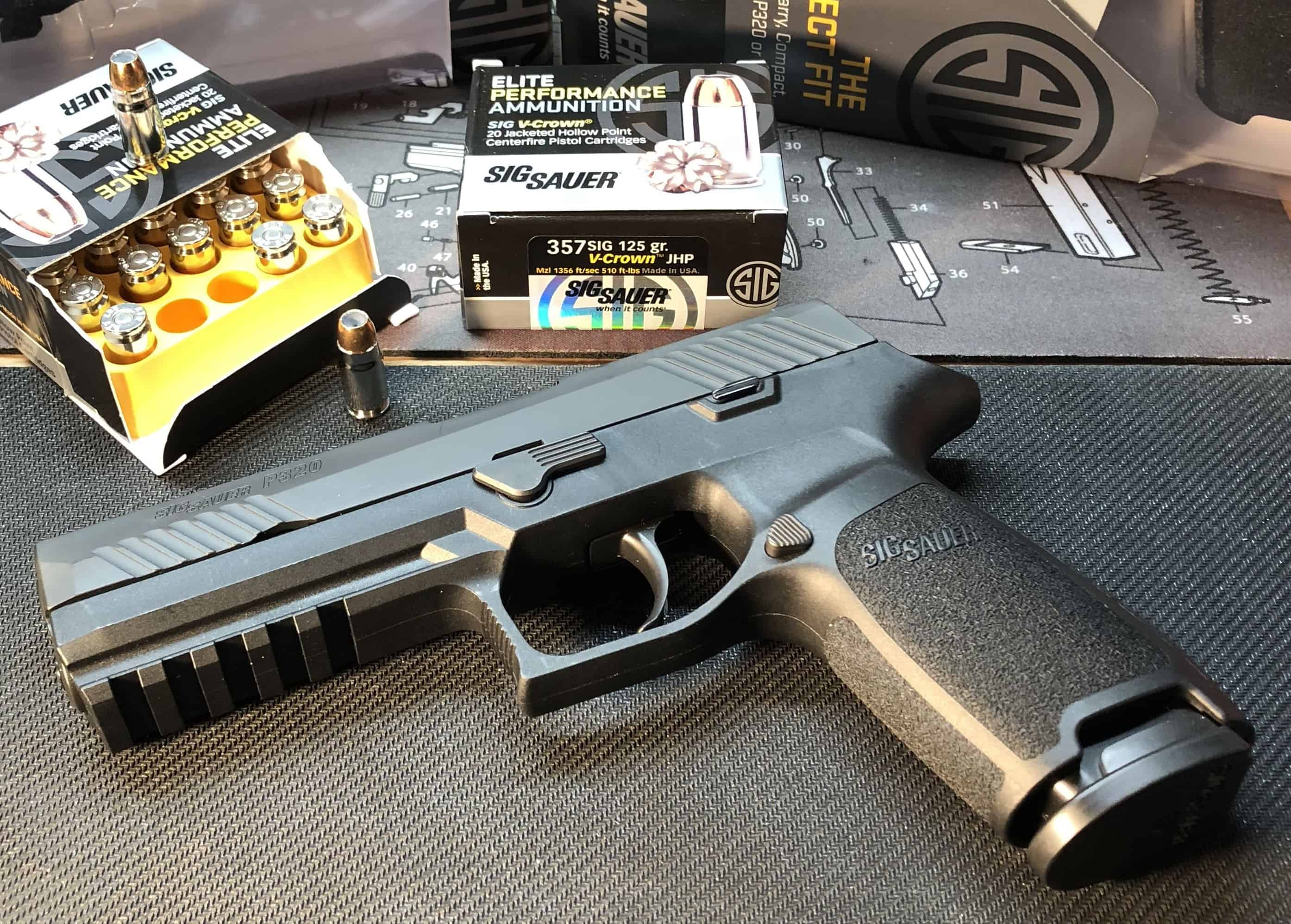 Sig Sauer P320 Review [2019] - A Solid and Formidable Performer