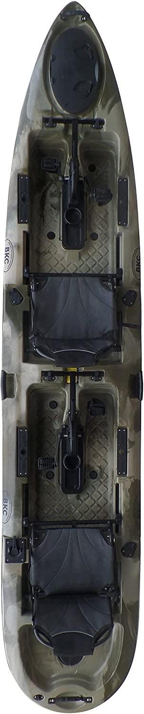 BKC PK14 Tandem Pedal Drive Kayak