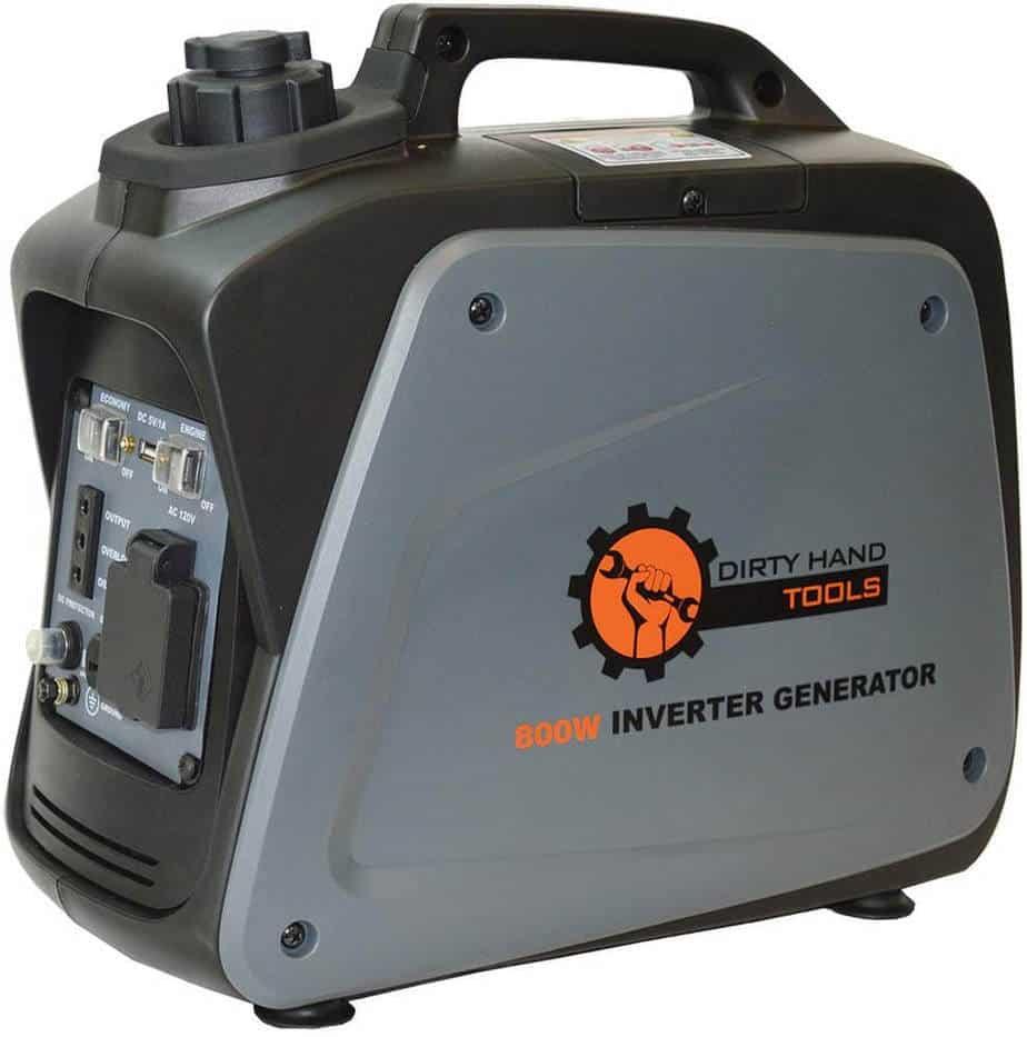 Dirty Hand Tools 800-Watt Power Inverter Generator