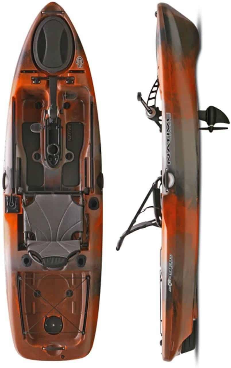 Native Watercraft Slayer 10 Propel Kayak