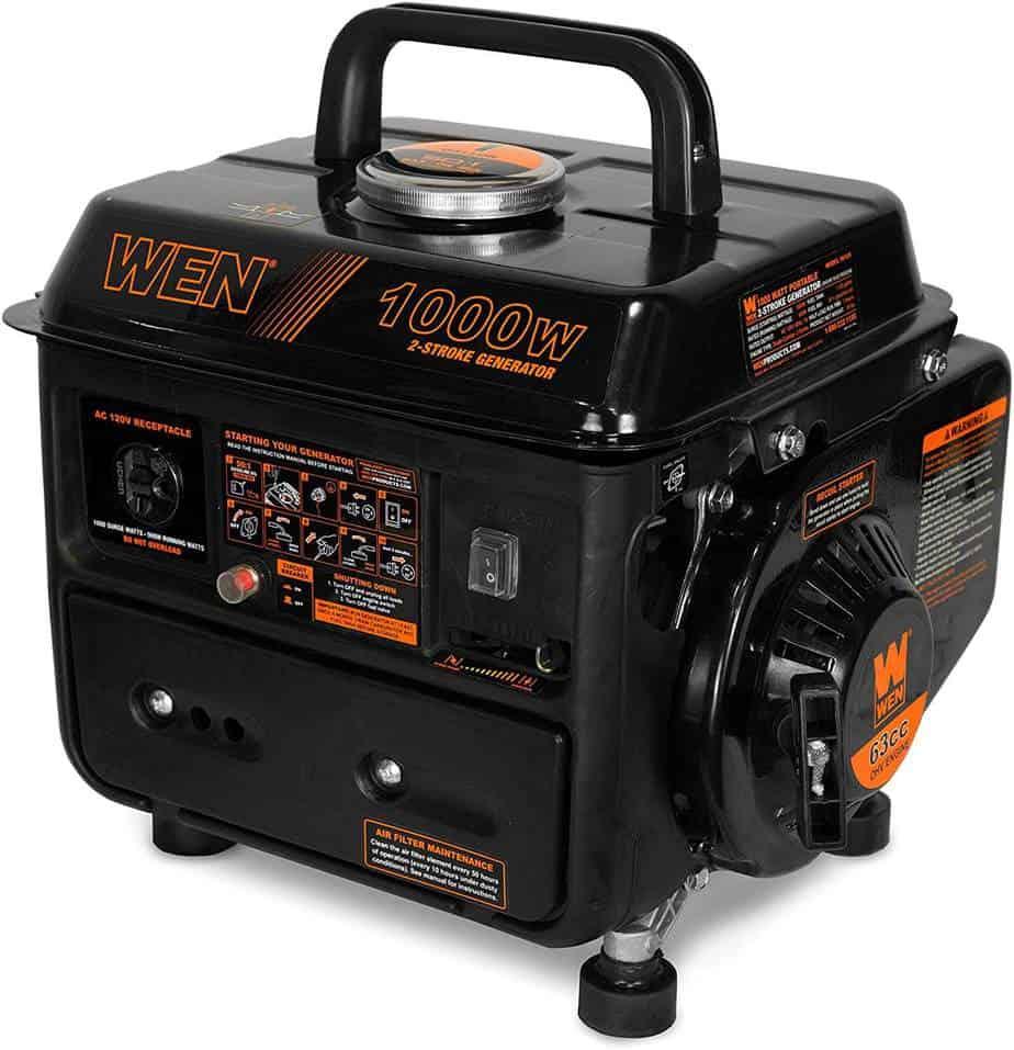 WEN 56105 1000-Watt Portable Generator