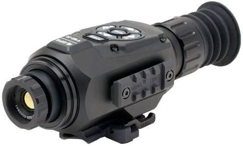 ATN ThOR-HD 640, 640x480, 19 mm, Thermal Rifle Scope