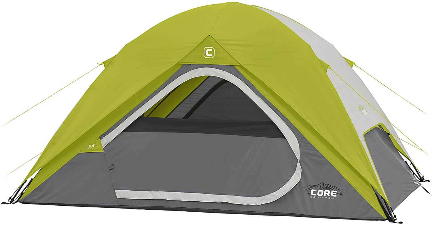 CORE Equipment Instant 4-Person Dome Tent