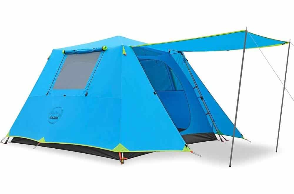 KAZOO Waterproof 6-8 Person Pop-Up Tent