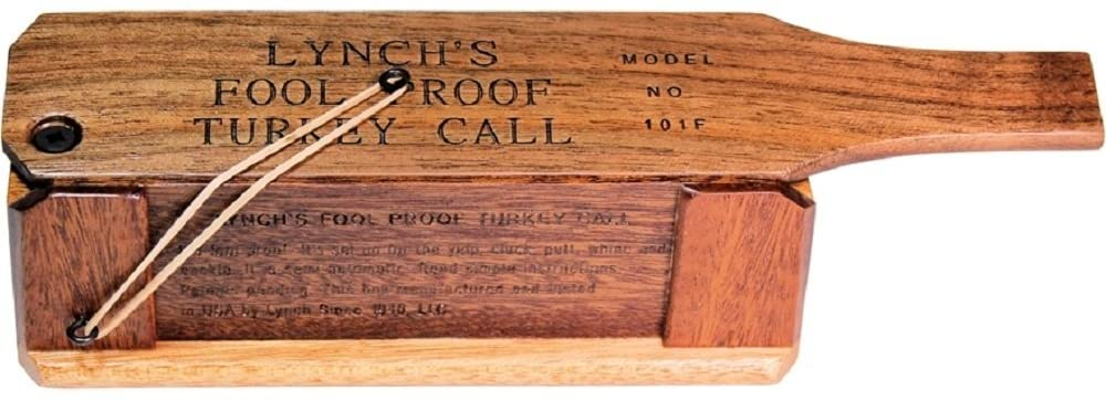 Lynch Fool Proof Turkey Box Call
