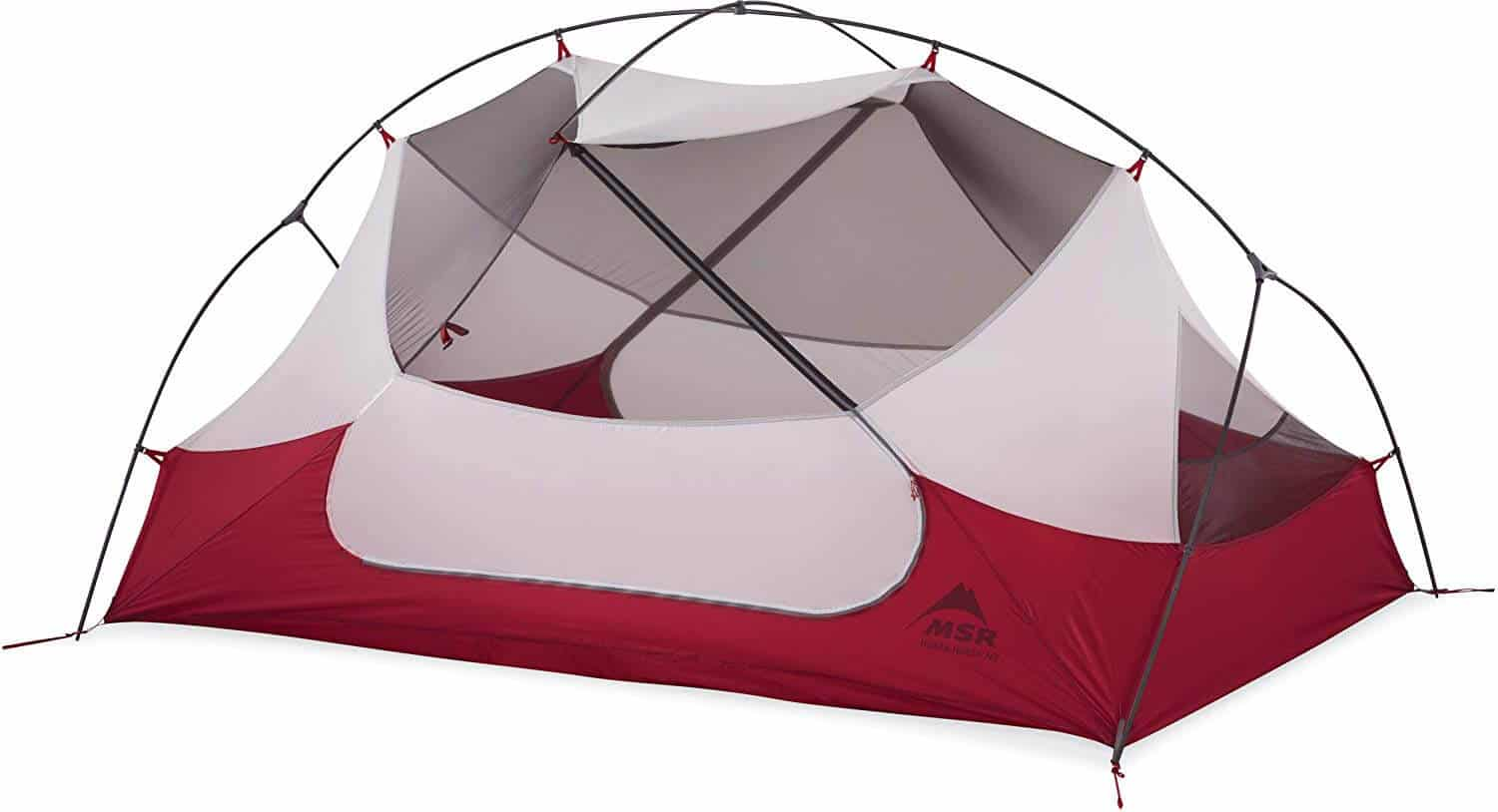MSR Hubba NX 2-Person Lightweight Backpacking Tent