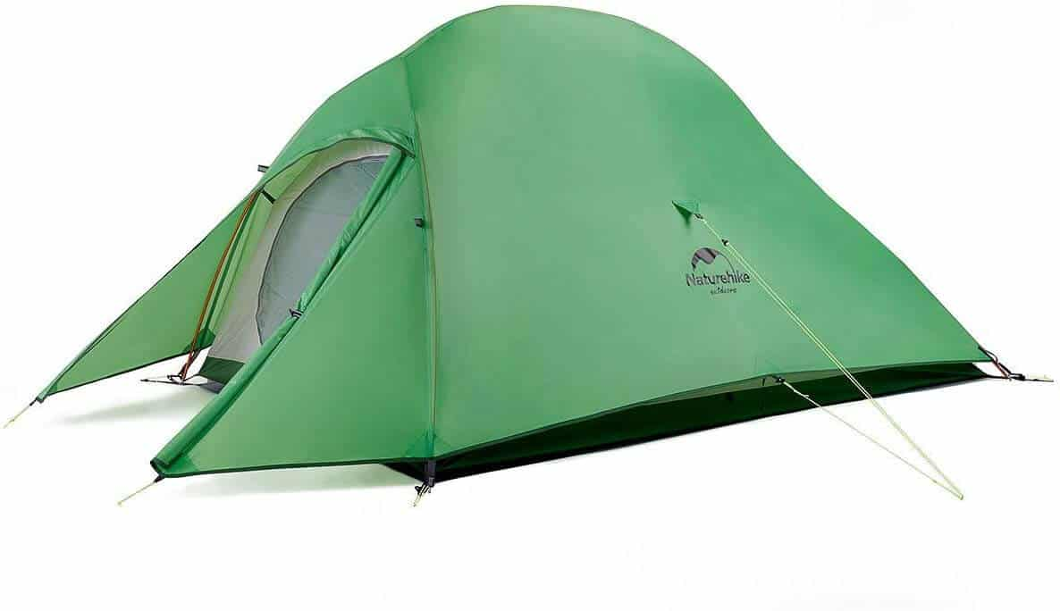 Naturehike 4-Season Standing Dome Backpack Tent