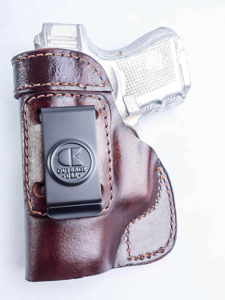 OutBags LOB2S-G26 Brown