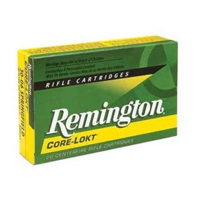 Remington Core Lokt