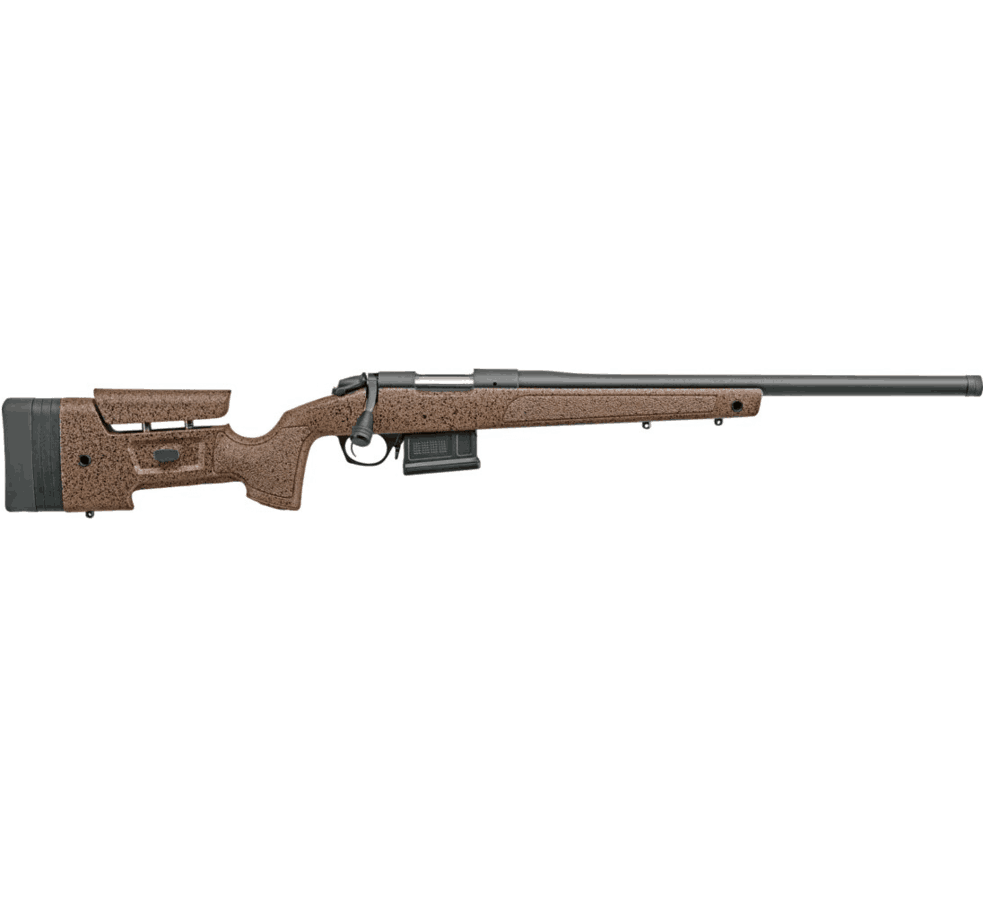 Bergara B-14 HMR HuntingMatch Bolt-Action