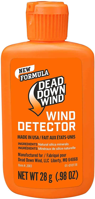 Dead Down Wind Hunting Wind Detector