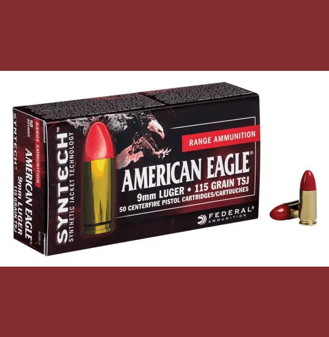 Federal American Eagle Syntech