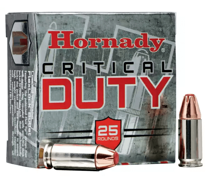 Hornady Critical Duty Tactical