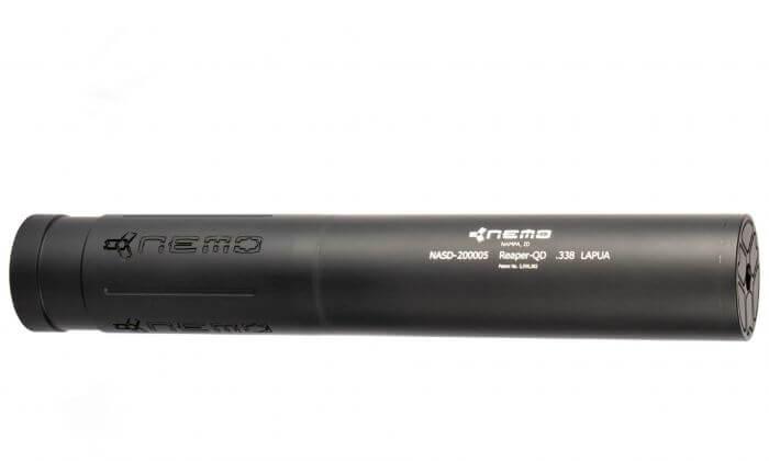 NEMO Arms Reaper-QD .338 Lapua