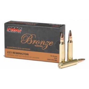 PMC Bronze 223 Remington 55GR SP