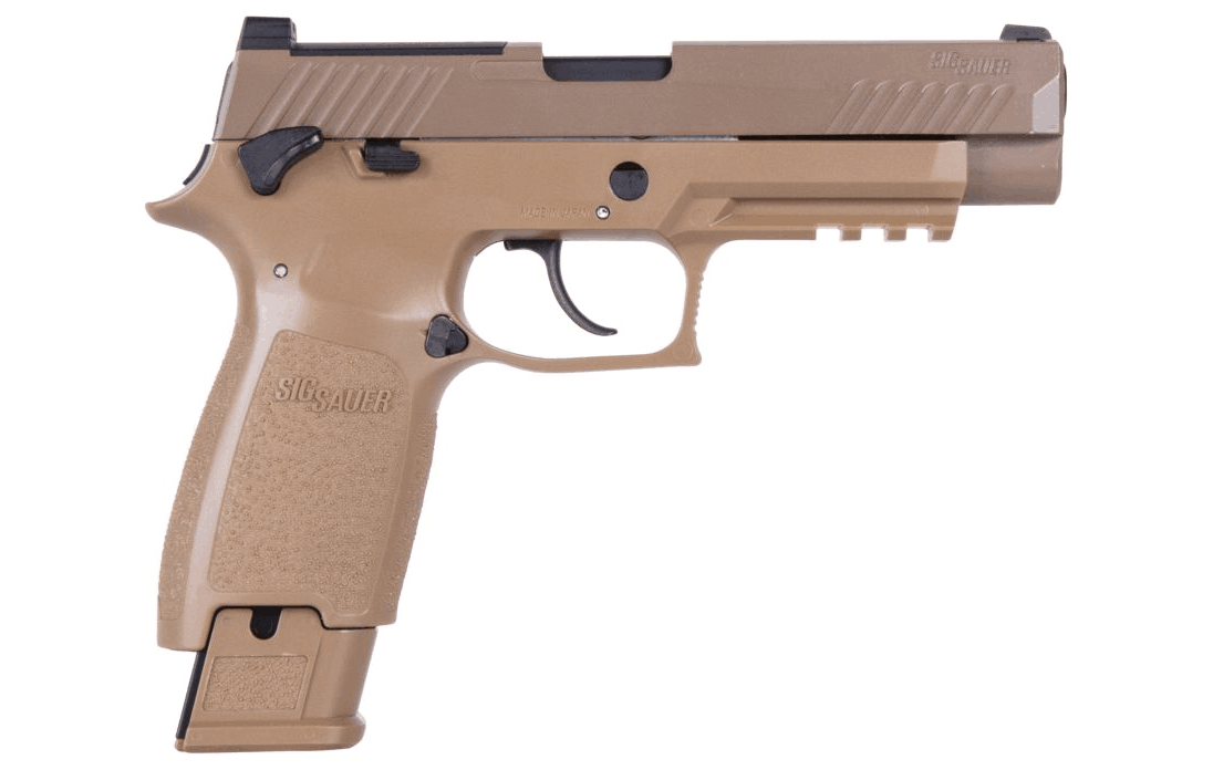 Sig Sauer P320-M17 CO2 Powered