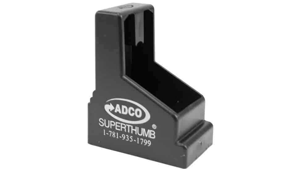 ADCO Super Thumb II Magazine Loader for Glock