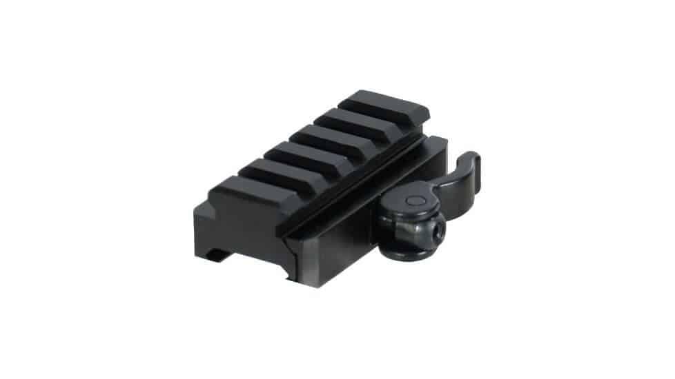Leapers UTG Universal QD Lever Lock Adaptor and Riser