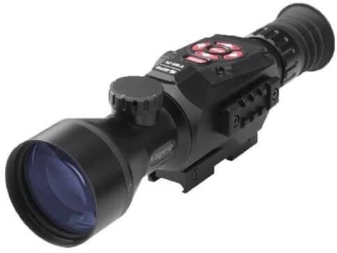 X-Sight II HD 5-20X