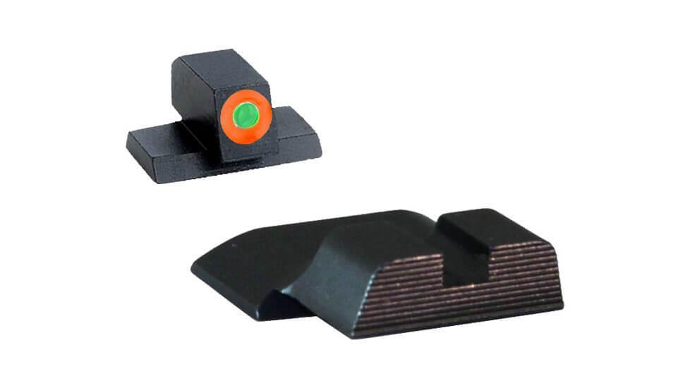 AmeriGlo Smith & Wesson Pro Glo Sight Set