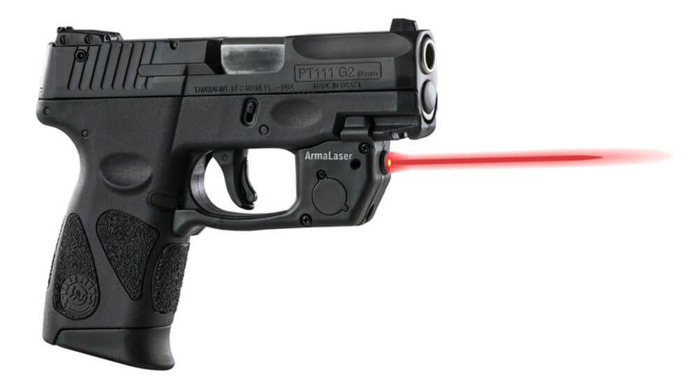 ArmaLaser Taurus PT111 PT140 Gen 2 Laser Sights