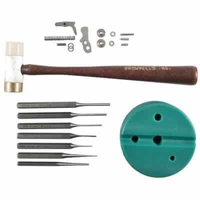 Brownells DIY Ruger 10 22 Trigger Upgrade Kit