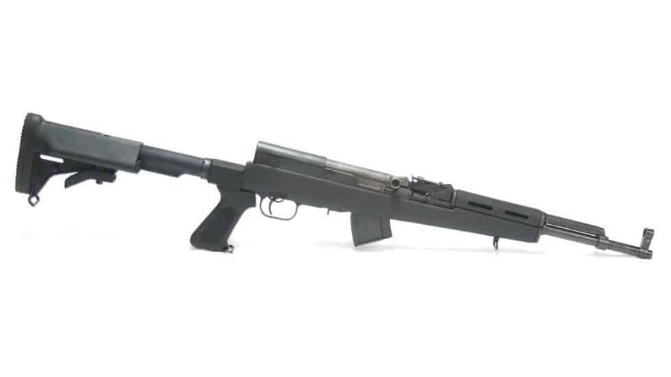 Choate Tool Sks P.G. Telescoping Pistol Grip Stock
